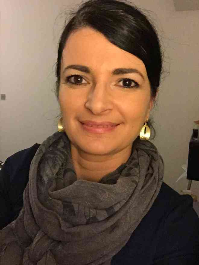 Oli Samara Schultz, koordinator for Åbenkirkes julehjælp