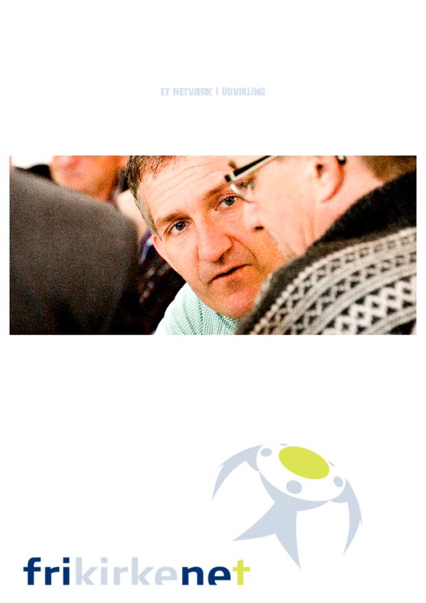 Brochure om FrikirkeNet
